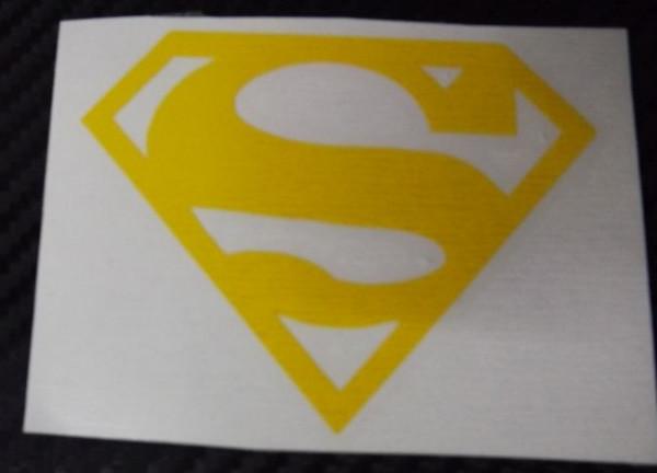 Autocolante - Super Homem