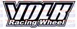 Autocolante- Volk Racing