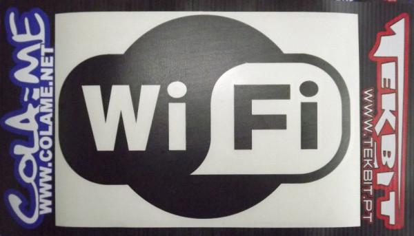 Autocolante - Wifi