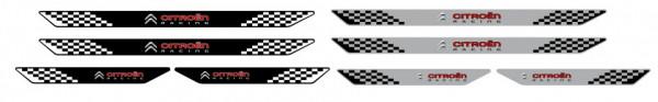 Imagens Autocolantes para Soleira Citroen Racing