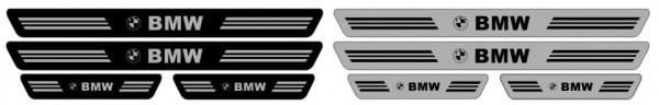 Imagens Autocolantes para Soleiras estilo BMW