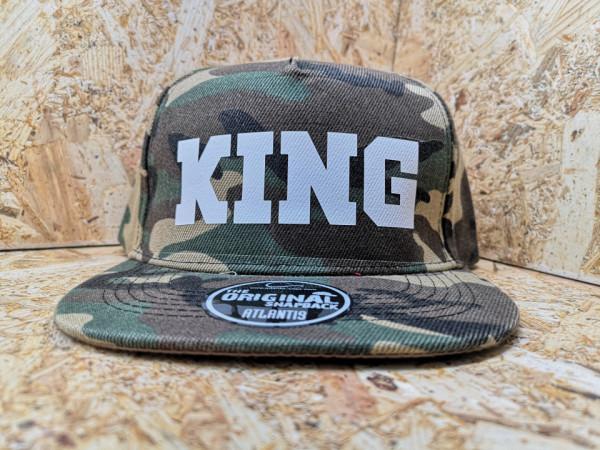 Boné - Modelo pala recta / CAP - KING