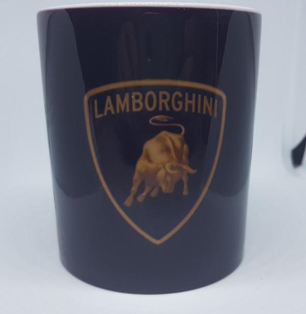 Caneca com Lamborghini