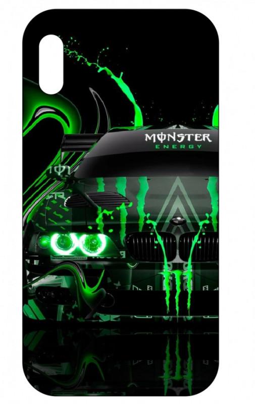 Capa de telemóvel com BMW Monster Energy