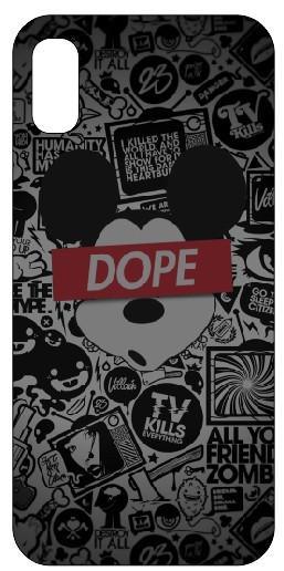 Imagens Capa de telemóvel com Dope