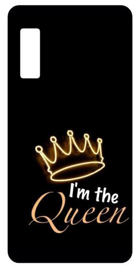 Capa de telemóvel com I'm the Queen