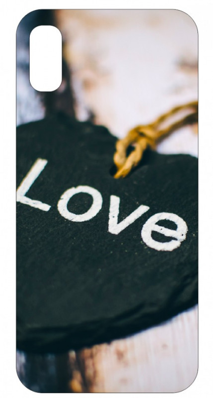 Imagens Capa de telemóvel com Love