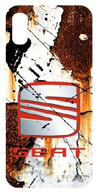 Imagens Capa de telemóvel com Seat - Estilo Retro 2