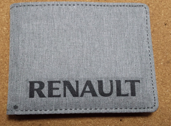 Carteira para Renault