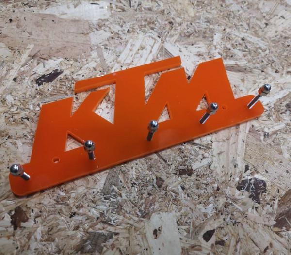Imagens Chaveiro em Acrílico com KTM