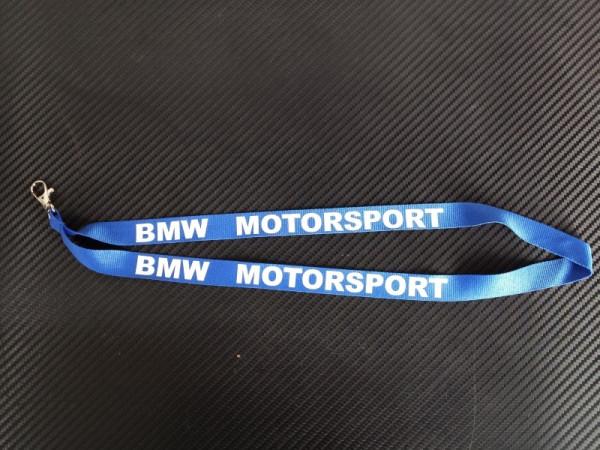 Imagens Fita Porta Chaves para BMW MOTOSPORT