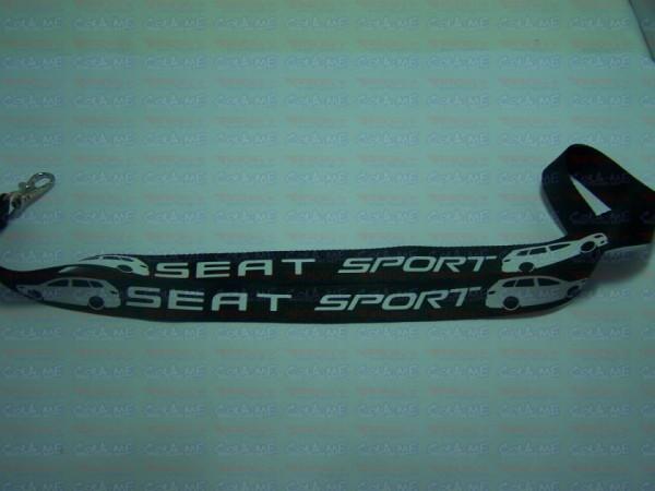 Fita Porta Chaves - Seat Sport Leon ST