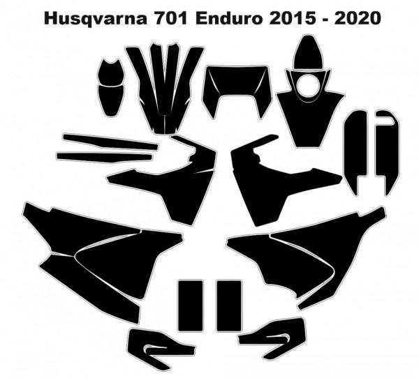 Imagens Molde - Husqvarna 701 Enduro 2015 - 2020