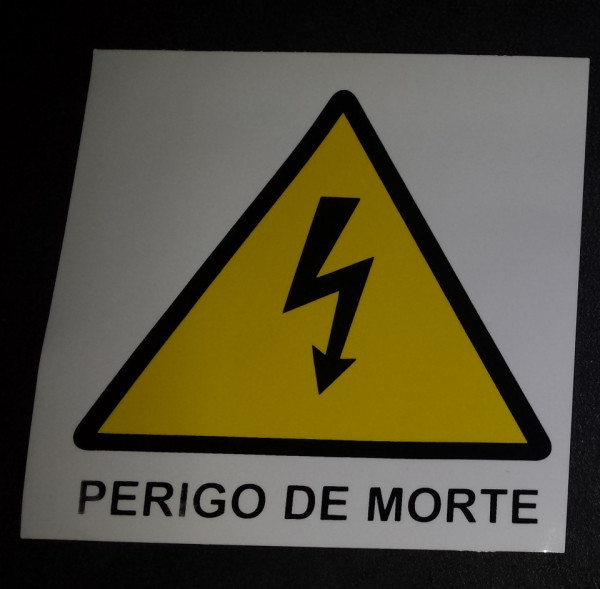 Perigo de morte