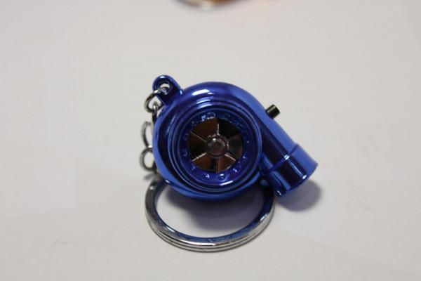 Porta Chaves - Turbo (funcional) - Azul - Electrónico