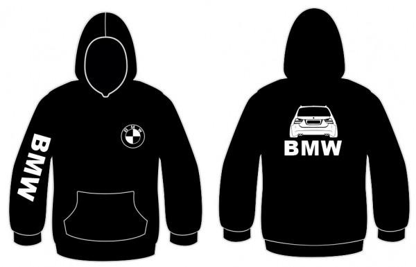 Sweatshirt com capuz para BMW E90 Touring