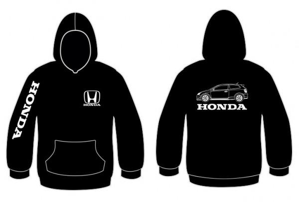 Imagens Sweatshirt com capuz para Honda Civic EP3
