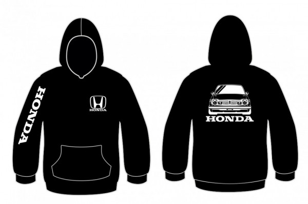 Imagens Sweatshirt com capuz para Honda Civic