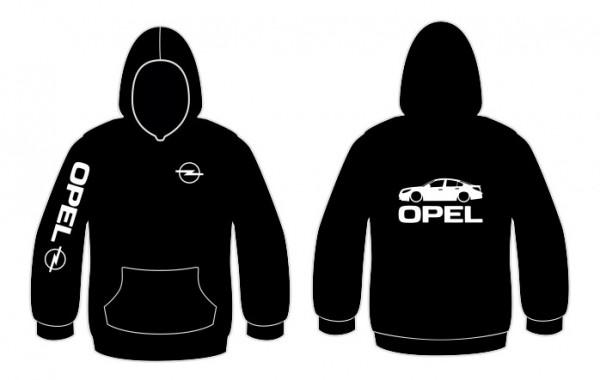 Imagens Sweatshirt com capuz para Opel Insignia