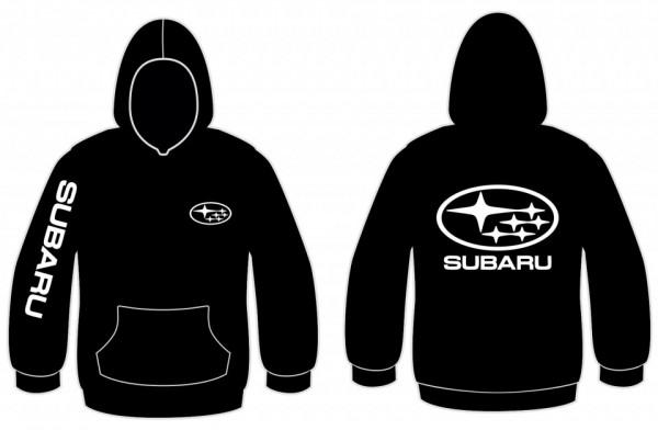 Imagens Sweatshirt com capuz para Subaru