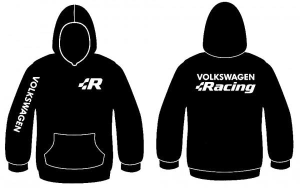 Imagens Sweatshirt com capuz para Volkswagen Racing