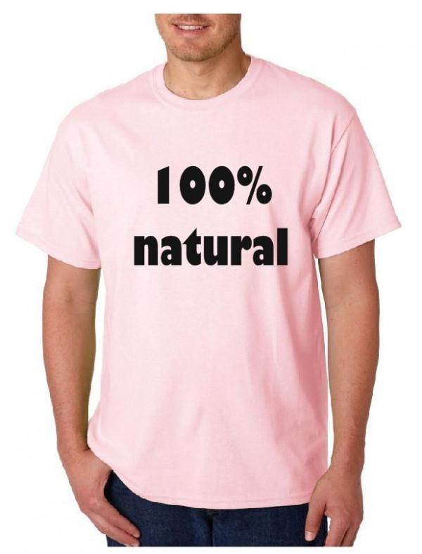 T-shirt - 100% Natural