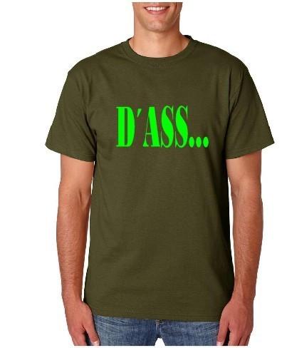 Imagens T-shirt  - D'ass
