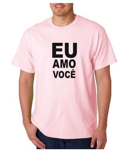 Imagens T-shirt  - Eu Amo Voçê