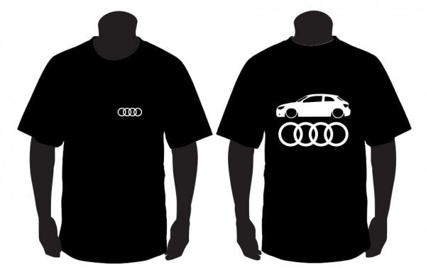 Imagens T-shirt para Audi A1