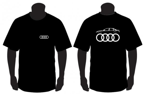 Imagens T-shirt para Audi A4 B8
