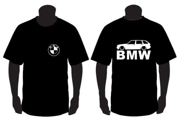 Imagens T-shirt para BMW E30 Touring