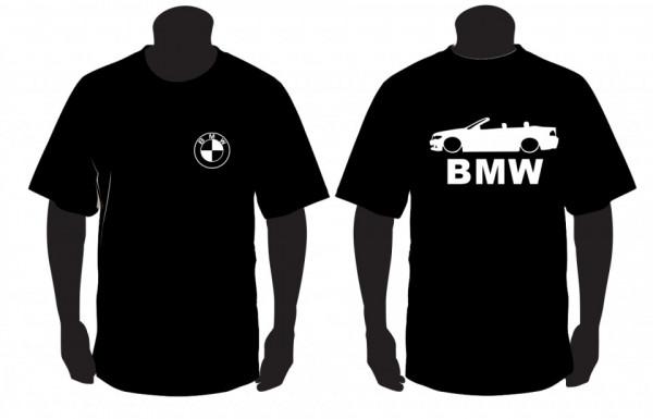 Imagens T-shirt para BMW E46 Cabrio