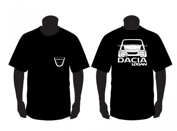 Imagens T-shirt para  Dacia Logan