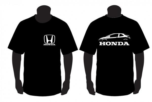 Imagens T-shirt para Honda Civic FN