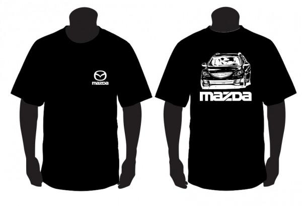 T-shirt para Mazda 6GH