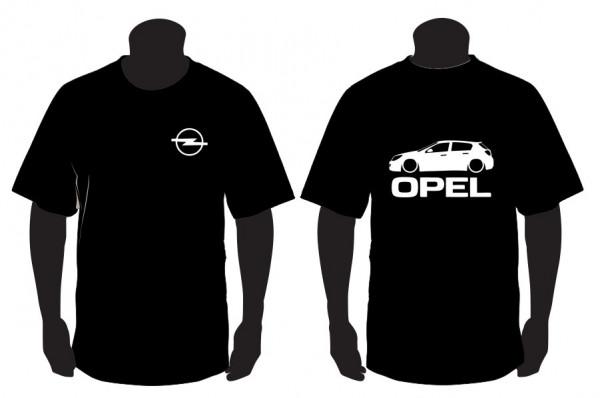 Imagens T-shirt para Opel Astra H