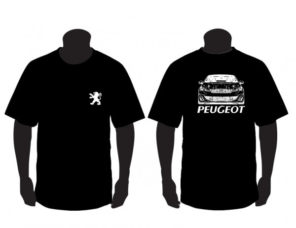 T-shirt para Peugeot 308