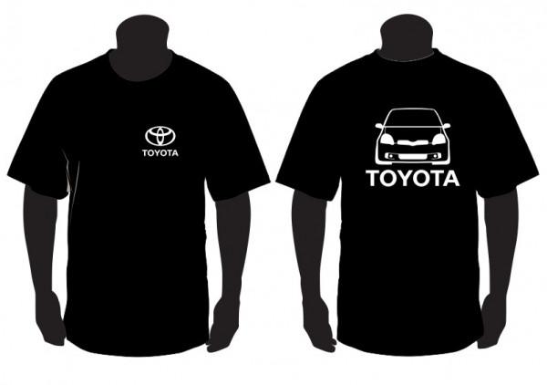 Imagens T-shirt  para Toyota Yaris
