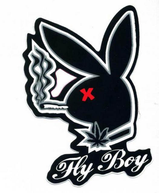 Imagens Autocolante Impresso - Playboy 2