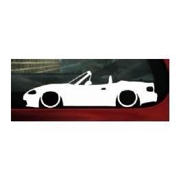 Autocolante - Mazda MX5 Miata