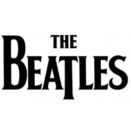 Autocolante Música - The Beatles