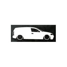 Autocolante - Opel Astra G Van