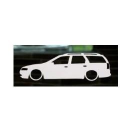 Autocolante - Opel Vectra B Carrinha