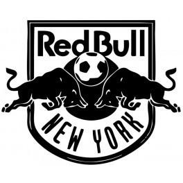 Autocolante - Red Bull New York