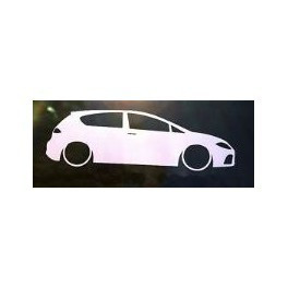 Autocolante - Seat Leon II