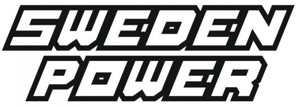 Imagens Autocolante - SWEDEN POWER