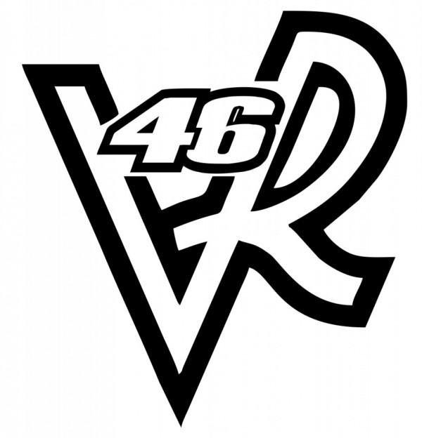 Imagens Autocolante - Valentino Rossi