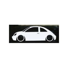 Autocolante - Volkswagen Beetle
