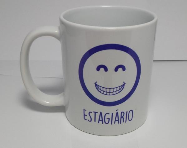 Imagens Caneca com Estagiário