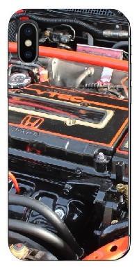 Imagens Capa de telemóvel com Motor Honda